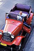 Old fashioned car. Cuba