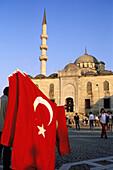 Yeni Cami mosque. Istanbul. Turkey