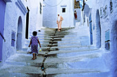 Chechaouene. Rif region, Morocco