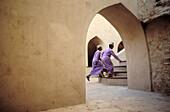 Fort. Nizwa. Oman.