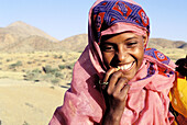 Billen ethnic group. Keren. Eritrea