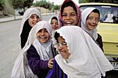 Young Girl. Iran