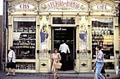 Local shop. Porto. Portugal.