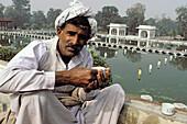 Shalimar garden. Lahore. Punjab province. Pakistan