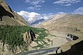 Hunza Valley. Northern Areas (aka Gilgit-Baltistan), Pakistan