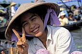 Vietnam. Mekong Delta. Can Tho.
