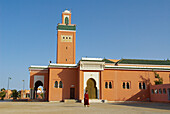 Morocco. South Morocco. Laayoune. Mosque. Former Spanish Sahara.