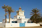 Morocco. Sidi Ifni. Atlantic coast. 150 km south from Agadir.