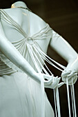 Arm, Arms, Back view, Color, Colour, Concept, Concepts, Detail, Details, Dummies, Dummy, Fashion, Female, Garment, Indoor, Indoors, Inside, Interior, Mannequin, Mannequins, Posture, Postures, Rear view, Style, Vertical, F58-253192, agefotostock