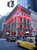 Christmas in New York City, Fifth Avenue, NYC, USA