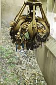Palma de Mallorca waste recycling plant. Majorca. Balearic Islands. Spain
