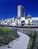 Taj mahal casino hotel & boardwalk, Dunes, Atlantic city, New Jersey, USA.