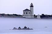 Lighthouse. Brandon. Oregon. USA