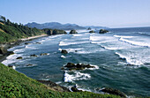 Ecola State Park, coast. Oregon, USA