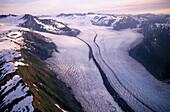 Glaciers. Kenai Fjords National Park. Alaska. USA