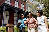 Virginia, Richmond, Jackson Ward, East Clay Street, African American community, architecture, Black women