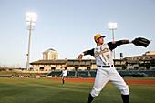 Riverwalk Stadium, Biscuit Baseball, AA Minor League, players. Montgomery. Alabama. USA.