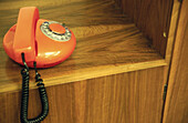 Close up, Close-up, Color, Colour, Communication, Communications, Concept, Concepts, Corner, Corners, Furniture, Horizontal, Indoor, Indoors, Inside, Interior, Object, Objects, One, One item, Phone, Phones, Still life, Still lifes, Telecommunication, Tel