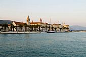 Trogir Hafen, Hafenstadt Trogir, Segeltörn, Kroatien