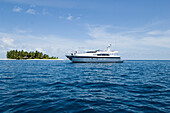 Luxury vacation on a private island with yacht, Rania Experience, Faafu Atoll, Maldives