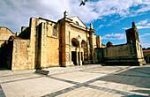 Cathedral. Santo Domingo. Dominican Republic