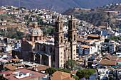 Church of Santa Prisca. Taxco. Mexico