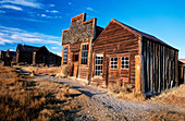 Bodie State Historic Park. California. USA