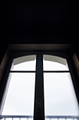Close up, Close-up, Closed, Color, Colour, Concept, Concepts, Daytime, Half-light, Height, Indoor, Indoors, Inside, Interior, Shut, Tall, Vertical, View from below, Window, Windows, G85-198859, agefotostock