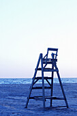 Beach, Beaches, Calm, Calmness, Chair, Chairs, Coast, Coastal, Color, Colour, Contemporary, Daytime, Empty, Exterior, Holiday, Holidays, Leisure, Nobody, Outdoor, Outdoors, Outside, Peaceful, Peacefulness, Quiet, Quietness, Sea, Summer, Summertime, Sunri