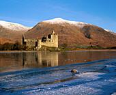 Kilchurn Castle. Loch Awe. Highlands. Scotland