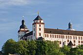 Marienberg Fortress, Würzburg, Franconia, Bavaria, Germany