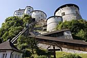 Kufstein fortress Tyrol. Austria