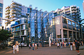 Offices and galleria. Aker Brygge. Oslo. Norway