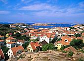 Holiday resort on west coast. Lysekil. Sweden