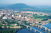 Chattanooga. Tennessee. USA