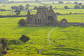 Außenaufnahme, Sommer, Hore Abbey, Cashel, County Tipperary, Irland, Europa