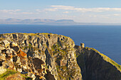 Außenaufnahme, Slieve League, Donegal Bay, County Donegal, Irland, Europa