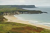 outdoor photo, White Park Bay with Portbradden, County Antrim, Ulster, Northern Ireland, Europe