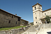 Architecture, Basque Country, Color, Colour, Daytime, Europe, Euskadi, Euskal Herria, Exterior, Outdoor, Outdoors, Outside, Spain, Tower, Towers, Travel, Travels, Village, Villages, World locations, World travel, J63-395193, agefotostock