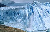 Perito Moreno glacier. Los Glaciares National Park. Patagonia. Argentina