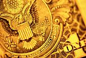 Adler, Amerika, Banknote, Banknoten, Bargeld, Detail, Details, Dollar, Dollars, Farbe, Finanzen, Geld, Geldschein, Handel, Hintergrund, Hintergründe, Horizontal, Konzept, Konzepte, Mut, Nahaufnahme, Nahaufnahmen, Nordamerika, Reichtum, Reichtümer, Schein