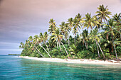 NW side of Kadavu Island near Mantana Beach. Fiji islands