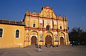 Cathedral. San Cristobal de las Casas. Mexico