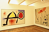Joan Miró Foundation. Barcelona. Catalonia. Spain
