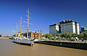 Puerto Madero docks. Buenos Aires. Argentina