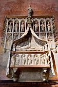 Doge Grave, San Zanipolo Church, Venice, Veneto, Italy
