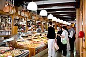 Delicatessen, Vicenza, Veneto, Italy