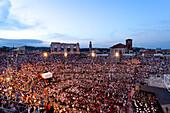 Opera, Arena, Verona, Veneto, Italy