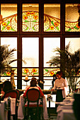 Casa Calvet Restaurant, Eixample, Barcelona, Catalonia, Spain