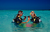 Diving Course on Maldives, Maldives, Indian Ocean, Medhufushi, Meemu Atoll